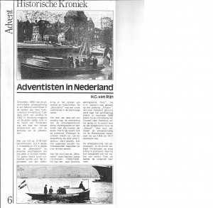 Adventisten in Nederland, Advent 1981-1